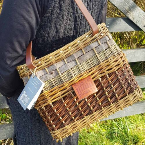 aisling tote basket