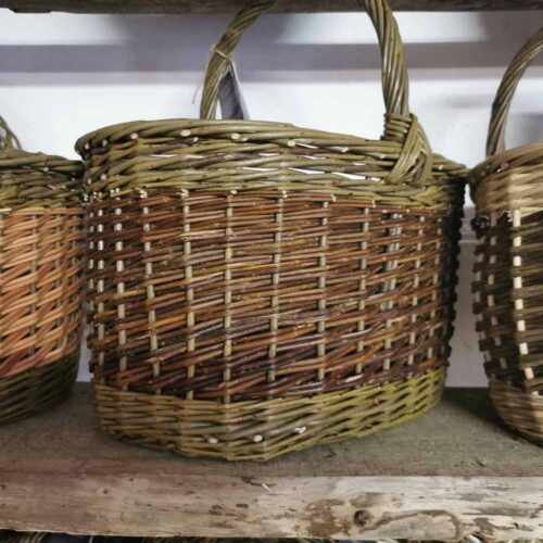 oval shopper clasic basket