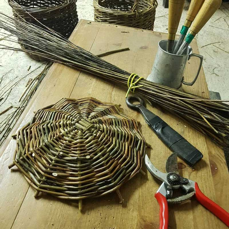 willow baskets course